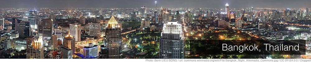 Weer Bangkok december