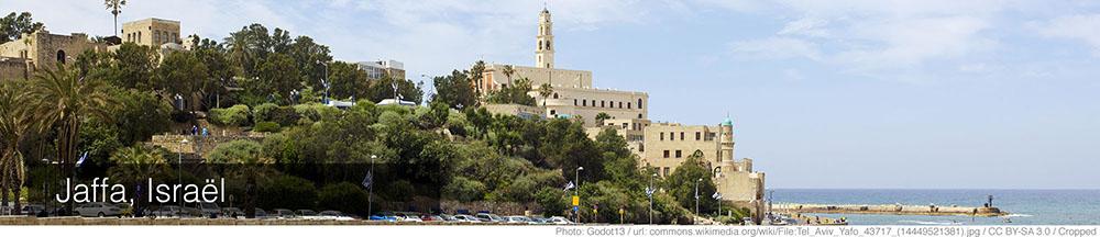 Weer Jaffa oktober