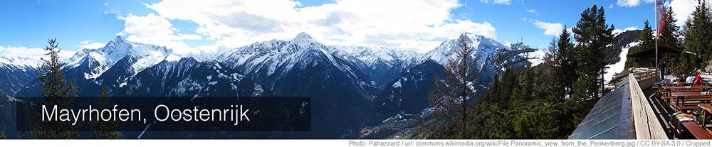 Weer Mayrhofen januari