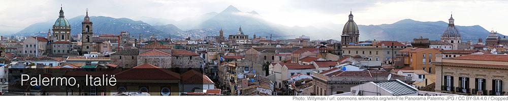 Weer Palermo september