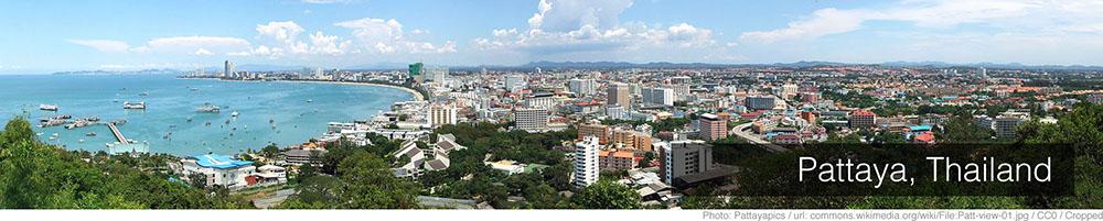 Weer Pattaya december