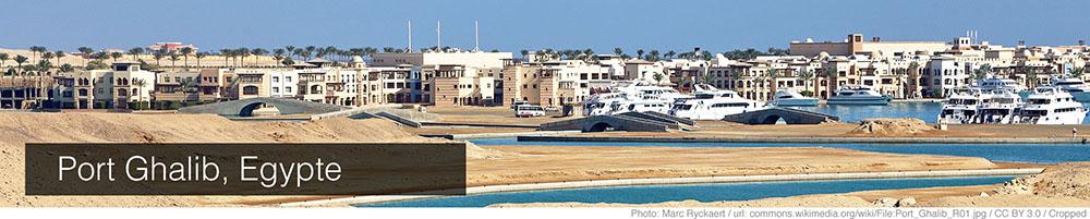 Weer Port Ghalib oktober