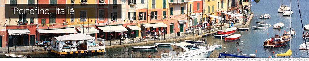 Weer Portofino september