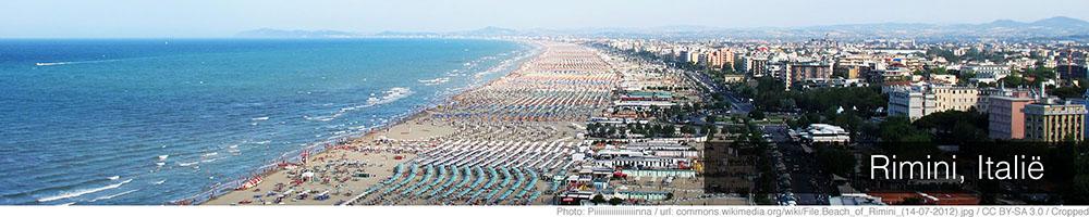 Weer Rimini juni